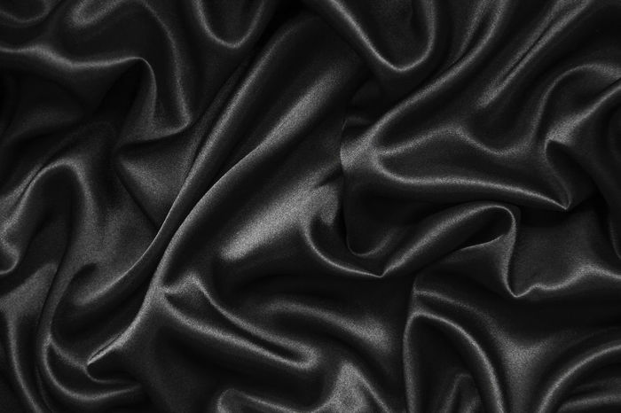 Abstract Backgrounds Crumpled Curve Directly Above Elégance Folded Full Frame Luxury Material No People Pattern Rippled Satin Sheet Shiny Silk Smooth Softness Textile Textile Industry Textured  Vibrant Color Wave Pattern Wrinkled