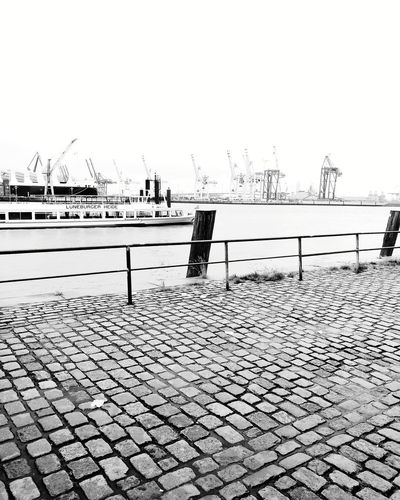 Outdoors Sea No People Day Sky Harbor Beach Water Nature City , HUAWEI P 9 Hamburg Fischmarkt Hamburg