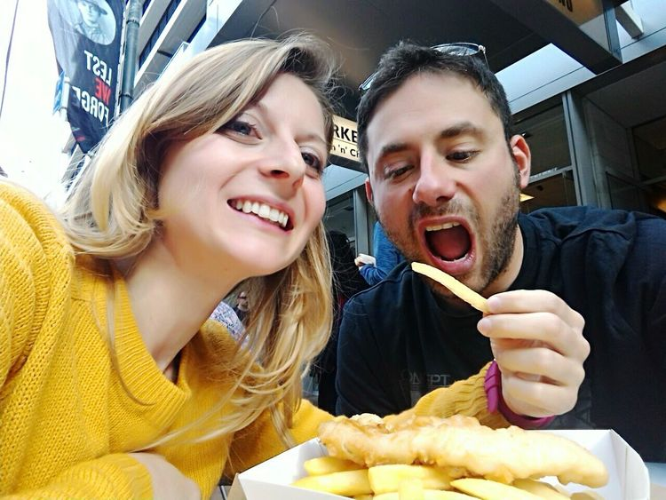 Show Us Your Takeaway! Fish And Chips... Working Holiday  New Zealand Traveling Exploring New Zealand Style Foodlover