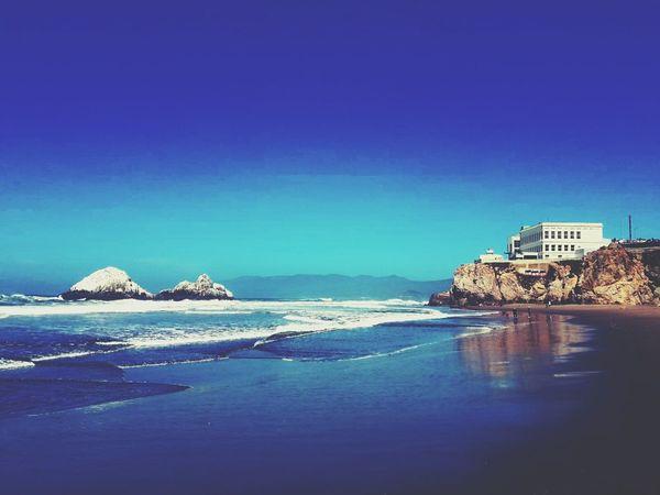 San Francisco Cliff House Ocean Beach Pacific Ocean Pacific Coast Frisco Pacific Ocean View California The Great Outdoors - 2015 EyeEm Awards