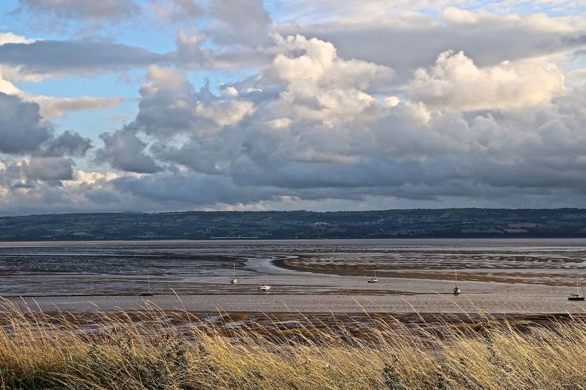 Beauty In Nature Cloud Cloud - Sky Cloudscape Cloudy Coastline Day England England🇬🇧 Majestic Moody Sky Mud Flat Mudflat Nature Scenics Sea Seascape Sky Tranquil Scene Tranquility Water Wirralcountrypark
