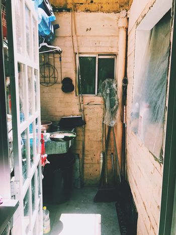 EyeEm Selects Door Indoors  No People Architecture Day Cleaning Equipment