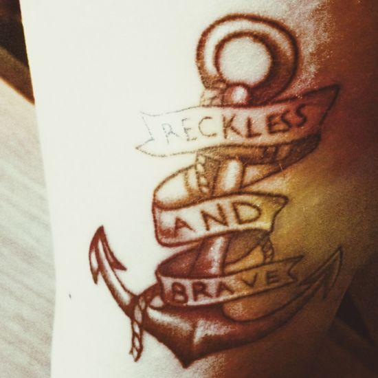⚓️ Anchor Tattoo Anchor Tattoo