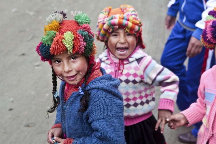 Children Kids Peru Child Childhood Children Holding Hands Kids With Hat Little Girl Peruvian Peruvian Child Peruvian Culture Peruvian Girl Peruvian Kids South America Young Girl
