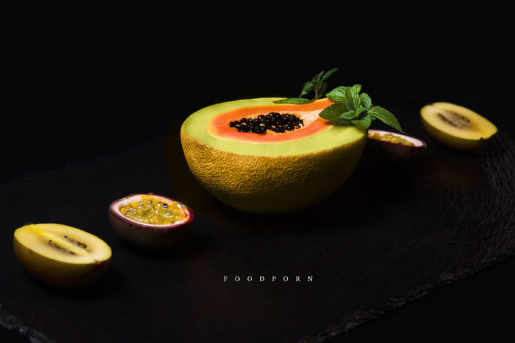 Takeover Contrast Melon Plant , Green Color Studio Shot Food And Drink Freshness Multi Colored Order The Still Life Photographer - 2018 EyeEm Awards