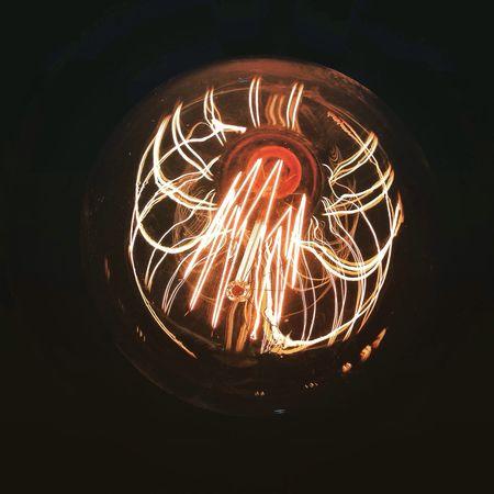 Light + bulb
