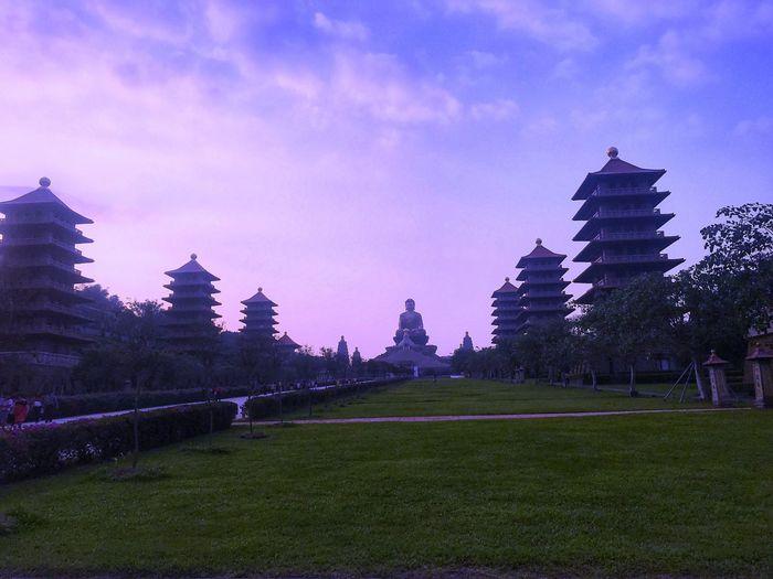 Buddha Memorial Center Kaoshiung Foguangshan Big Buddha