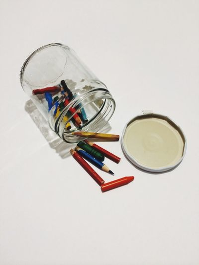 Colors Pencil Canister