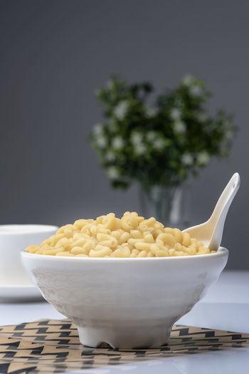 Macaroni on
