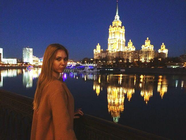 Moscow, Москва