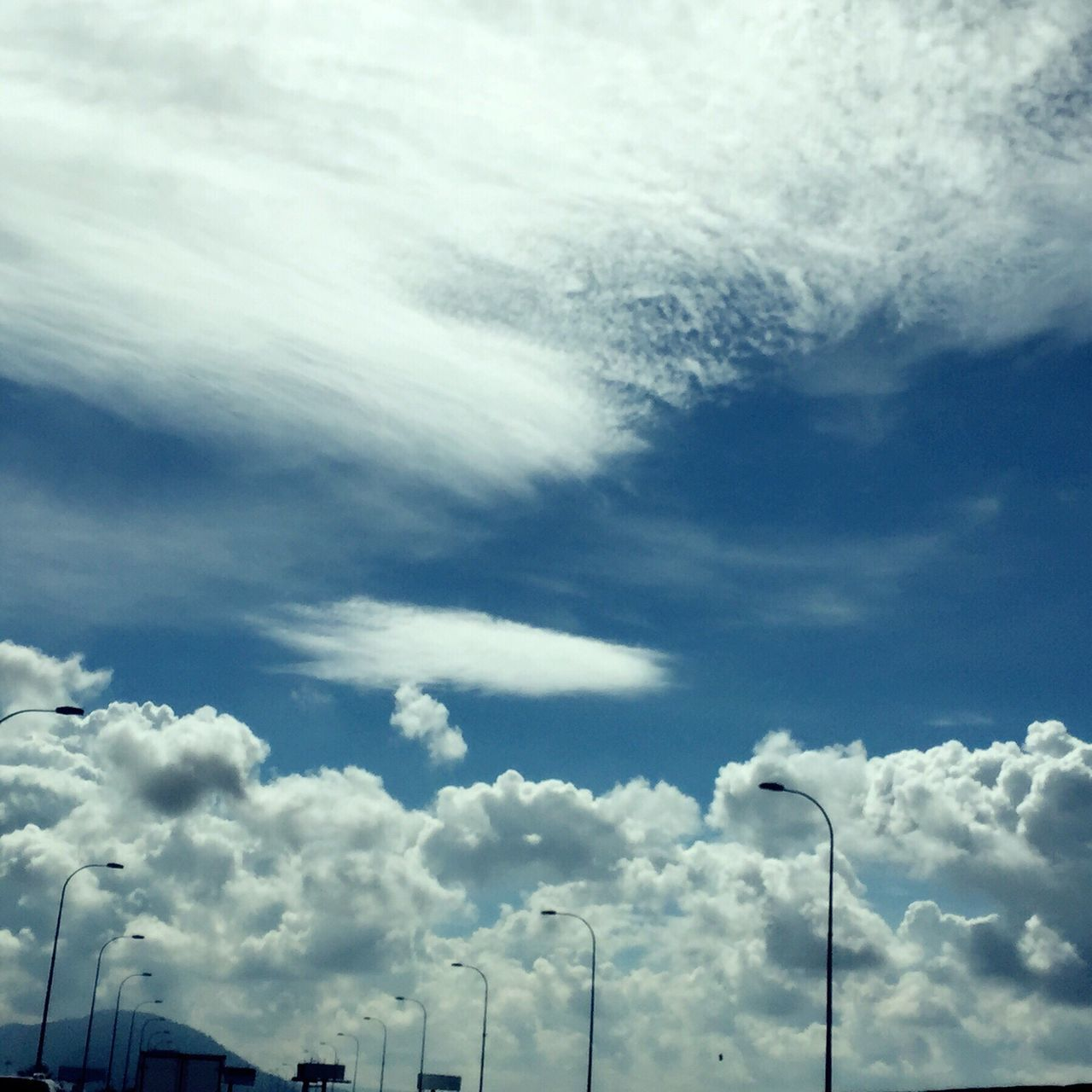 cloud - sky, sky, day, no people, low angle view, outdoors, nature