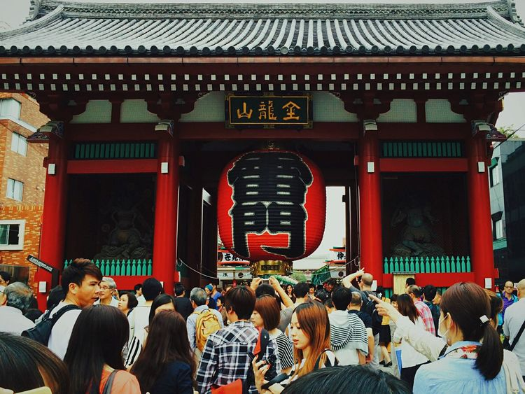 Japan Tokyo Asakusa Holiday POV Cityscapes Sound Of Life Collected Community Learn & Shoot: Layering TwentySomething My Best Photo 2015 Photography In Motion The Architect - 2016 EyeEm Awards Let Your Hair Down