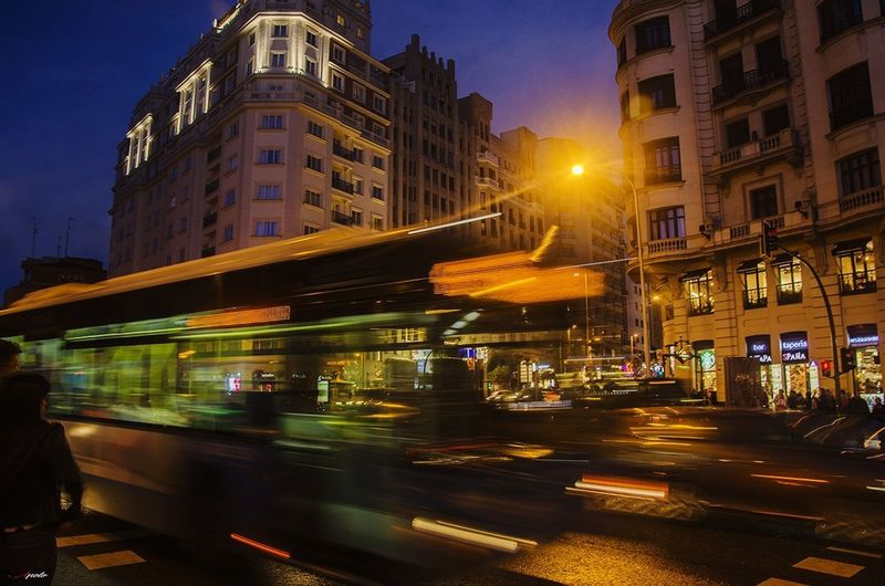 Night Travel Destinations Taking Photos Madrid Madrid ❤ Madridgrafias Madrid,spain Street City Street