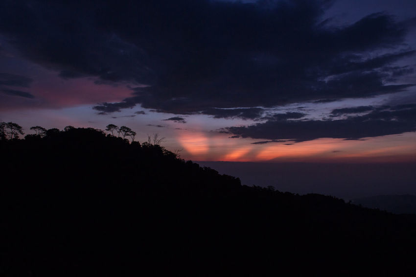 Beauty of Nature #Colombia #Colombia #SantaMarta #Mountain #southamerica Beauty In Nature Cloud - Sky Landscape Nature No People Outdoors Scenics Sky Sunset Tranquil Scene Tranquility