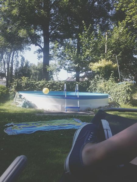 Pool Chillin Chilling Summer
