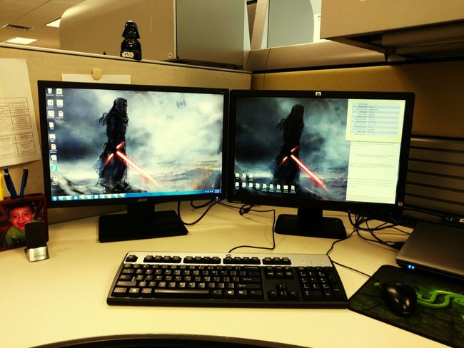 The Force Awakens Starwars Kylo Ren Workflow Workdesk First Eyeem Photo
