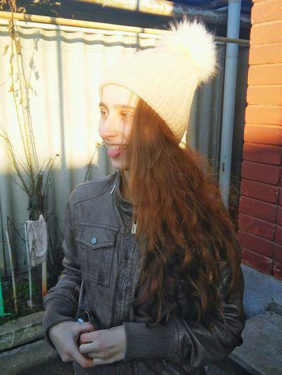 Сестра Лиза✌😄. Photo фото солнечно Sunny Day Случайное фото сестра Sister на улице Россия Russia
