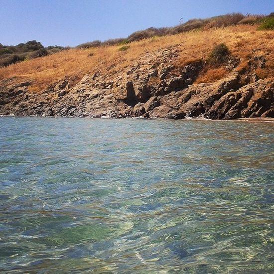 Cartolina Estate Sardegna Colori natura mare