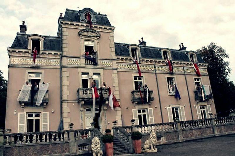 Windows Chateaubellevue France