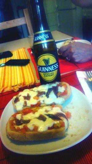 Bruschetta Ignorante Top Guinness Relax Happy :)