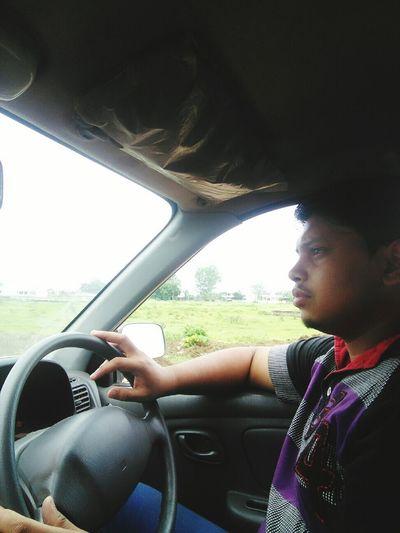 Long drive Car First Eyeem Photo