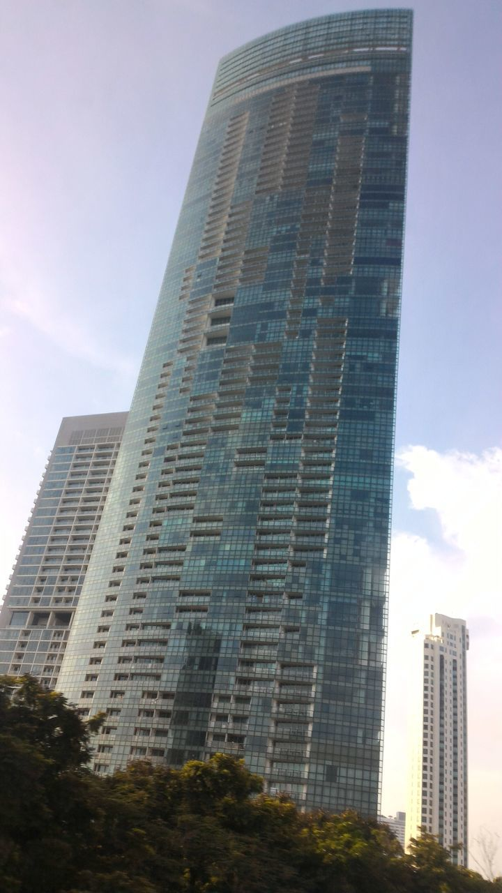 architecture, skyscraper, modern, sky, built structure, tall, building exterior, no people, city, day, outdoors