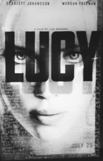 Cinema Times Square NYC Lucy Check This Out