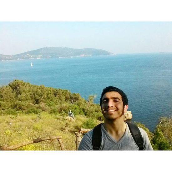 Instasize Abi  Istanbulun Adalarını bile özledim