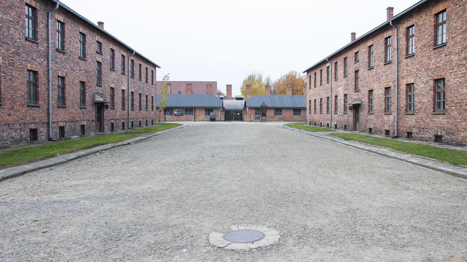 Auschwitz concentration camp (German: Konzentrationslager Auschwitz, also KZ Auschwitz) was a network of German Nazi concentration camps and extermination camps built and operated by the Third Reich in Polish areas annexed by Nazi Germany during World War II. It consisted of Auschwitz I (the original camp), Auschwitz II–Birkenau (a combination concentration/extermination camp), Auschwitz III–Monowitz (a labor camp to staff an IG Farben factory), and 45 satellite camps. Auschwitz  Auschwitz Birkenau Auschwitz Memorial Birkenau Birkenau Mem Birkenau Memorial Concentration Camp Concentrationcamp
