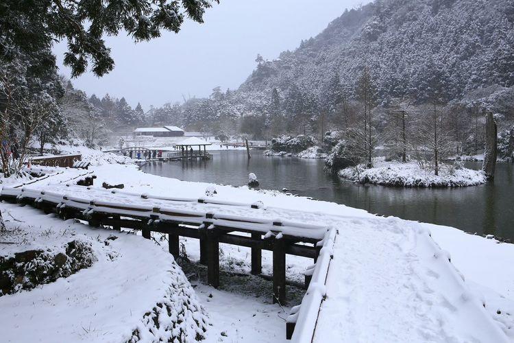 宜蘭明池湖