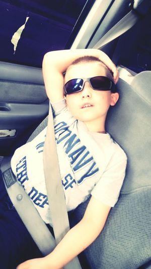 Little Boys Rock My Socks Off Chilling Like A Boss I LOVE HIM♥