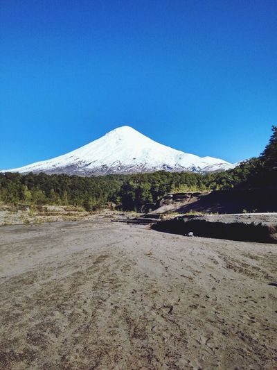 Volcán Osorno First Eyeem Photo