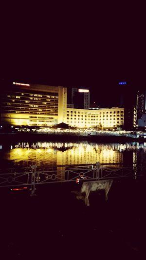Beautiful night Kuching#borneo#sarawak Kuching Kuchingmalaysia