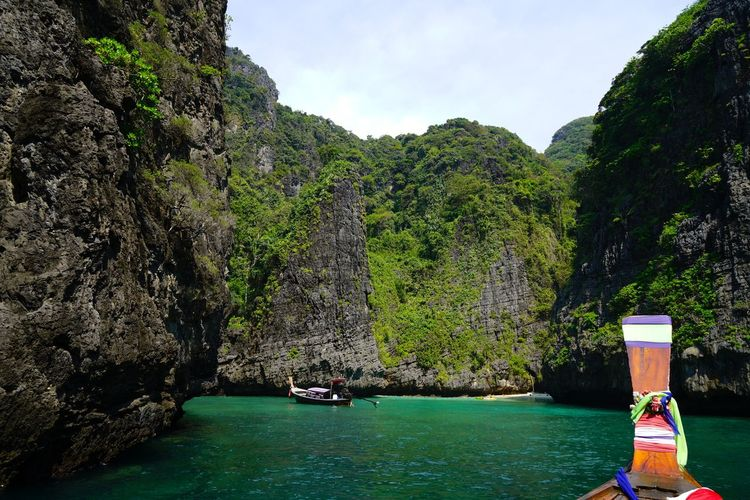 Sea Beach EyeEm Gallery EyeEm Nature Lover EyeEm Best Shots Koh Phi Phi Island Thailand🇹🇭 Thailand Ea-thailand