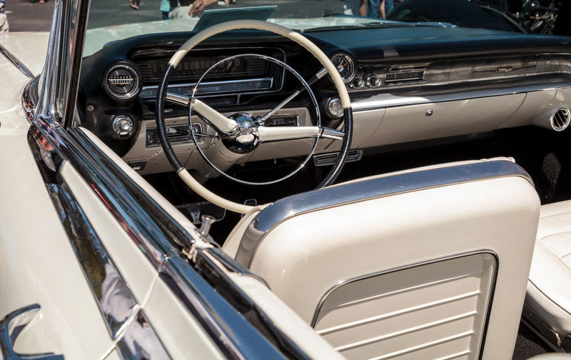 Naples, Florida, USA – March 23,2019: White 1959 Cadillac Eldorado at the 32nd Annual Naples Depot Classic Car Show in Naples, Florida. Editorial only. Mode Of Transportation Land Vehicle Transportation Car Motor Vehicle Day Vintage Car Outdoors 1959 Cadillac Eldorado 1959 Cadillac 1959 Cadillac Eldorado ClassicCadillac Eldorado Vintage Cadillac Eldorado Cadillac Old Cadillac Vintage Antique 32nd Annual Naples Depot Classic Car Show Naples Depot Classic Car Show