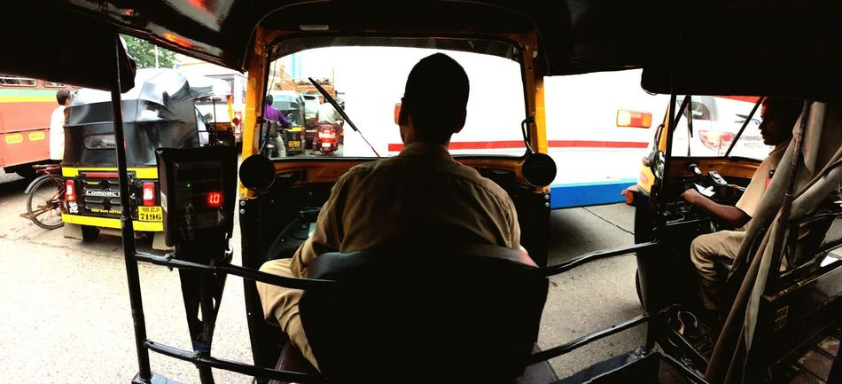Auto 180* Auto Rikshaw Transportation Mode Of Transport Rear View Public Transportation Vehicle Interior Land Vehicle Travel TukTuk Tuktukdriver Tuk Tuk Tuktuklife Goregaon