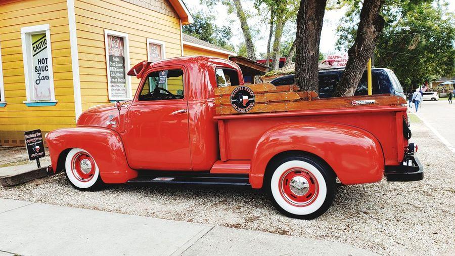 A nice truck
