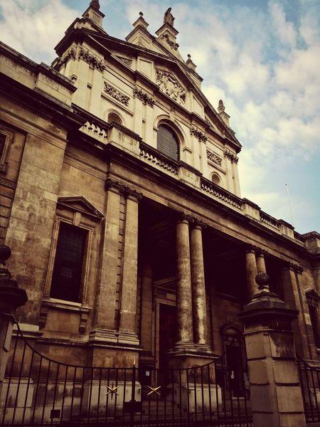 London London Street Photography Inspiration Church