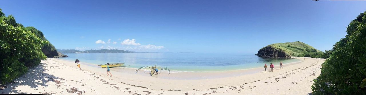 Panoramic view Beach Panoramic Tranquil Scene Nature Tranquility Scenics Vacations Travel Destinations People And Places Thegrind Itchyfeet Goprophotography Travelph The Great Outdoors - 2017 EyeEm Awards