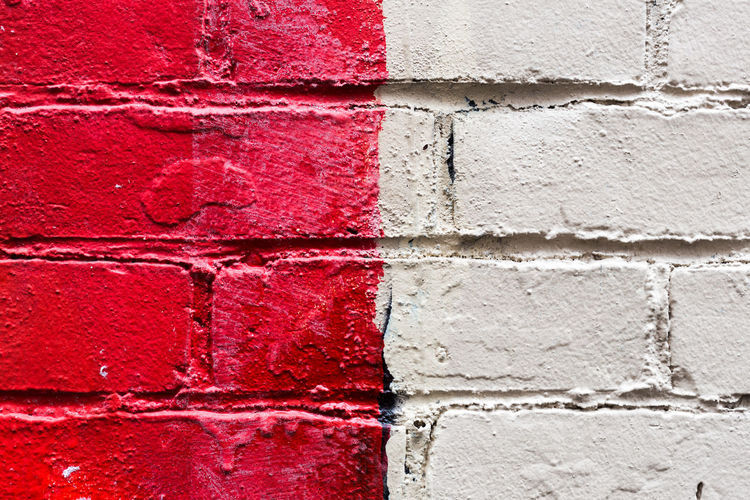 Capturing colour and texture around the city Colors Lines Paint Stripes Textures and Surfaces Vivid Vivid Colours  Wall Wall Art Abstract Art Backgrounds Day Detail Full Frame Minimalism No People Outdoors Pattern Solid Colors Texture Wall - Building Feature