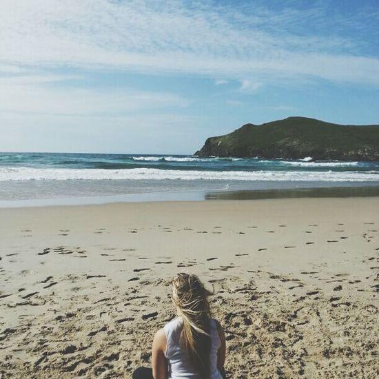 Relaxing Sun_collection Galicia Life Is A Beach Sea