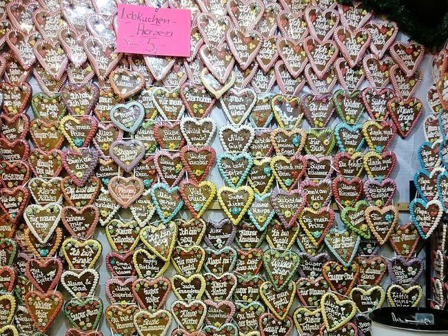 Overload. Heart Christmas Time Christmas Lebkuchenherz Weihnachtsmarkt