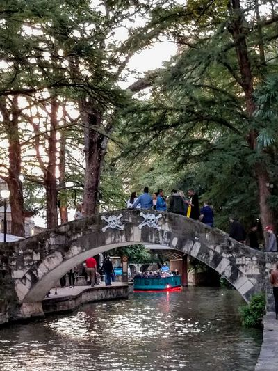 happy place City Footbridge River Architecture Built Structure Arch Bridge Canal