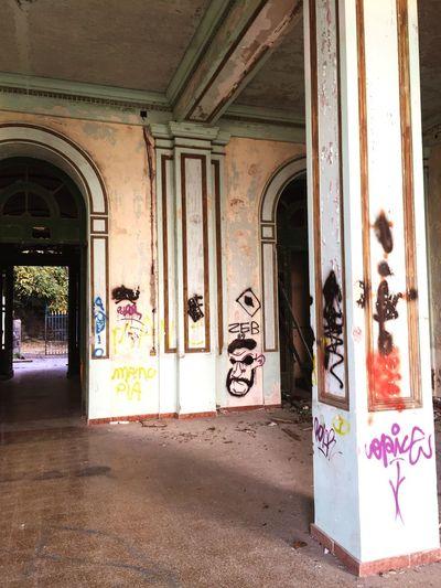 Mansioni abbandonate