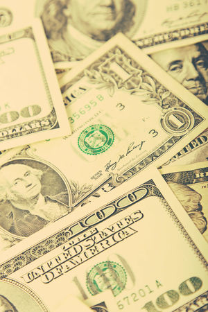 Banking Banknote Close-up Closeup Currency Currency Dollar Dollar Bill Dollar Notes Dollarbills Dollars Investment Investments Money No People Paper Paper Currency