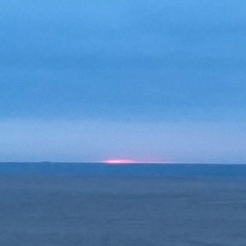 Little bit of Sunrise this morning.... Oceancitycool OceanCity Maryland Ocmd