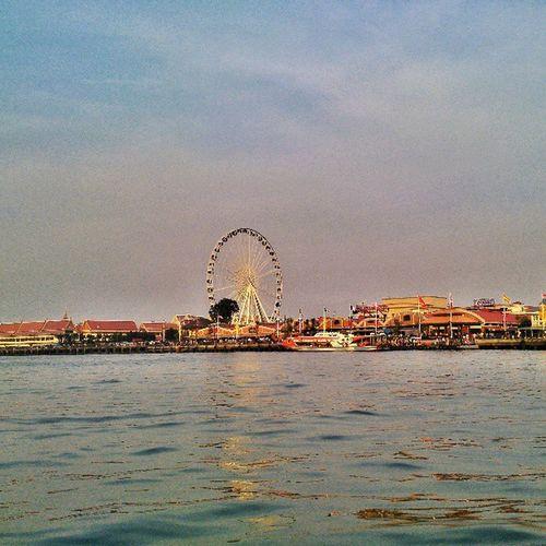 กรุงเทพ มีทุกอย่าง Asiatique River Bangkok Thailand
