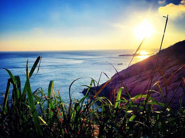 Summer Views 东极岛日出🌄