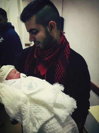 New Born Baby Lovely ILove Him.  That's Me