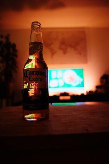Bottle Indoors